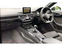 2017 Audi A4 Black Edition 1.4 TFSI 150 PS 6-speed Saloon Petrol Manual