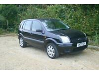 FORD FUSION 2 1.6 done 54832 Miles with EXCELLENT SERVICE HISTORY and NEW MOT