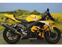 Yamaha YZF-R6 2006**LIMITED VR46 1236 OF 2500, QUICK SHIFTER, POWER COMMANDER**