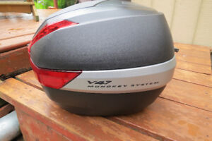 GIVI MOTORCYCLE TRUNK