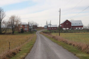 WONDERFUL FARM - HOME - Approx 98 ACRES/approx 75 workable