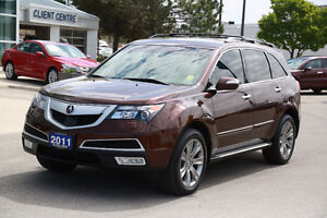 2011 Acura MDX Elite Sedan (Acura West)