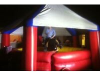 Rodeo bull canopy marquee. Other bouncy castles for sale