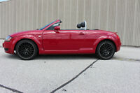 2002 AUDI TT 1.8T CONVERTIBLE* 5 SPD* 18IN RIMS** MUST SEE** City of Toronto Toronto (GTA) Preview