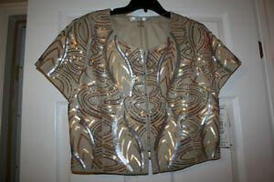 Peter Nygard Short-Sleeved  Jacket   NEW PRICE Belleville Belleville Area image 1