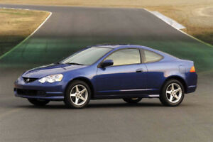 "4x Honda Civic / Accord / CRV  ""5-Spoke"" Gloss Black (5x114.3mm)"