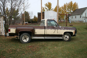 1977 Chevrolet One Ton Dually Camper Special