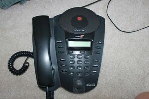 Polycom Soundpoint Pro SE-220 Conference Phone with Caller ID
