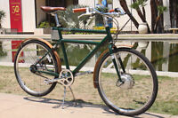 Faraday Porteur electric bicycle new