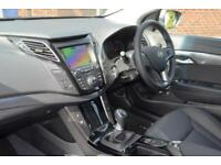 2018 Hyundai i40 1.7 CRDi SE Nav Blue Drive (141ps) Diesel silver Manual