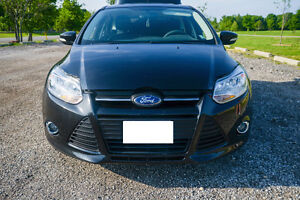2012 Ford Focus SE Hatchback + Ford Premium Warranty