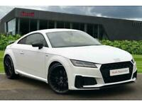 2020 Audi TT Coup- Black Edition 45 TFSI 245 PS 6-speed Coupe Petrol Manual