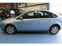 Ford Focus 1.6 auto 2005.5MY Ghia automatic