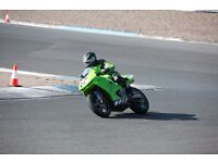 ZX6R G2 track bike & Spares