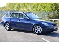 BMW 5 Series 520d Touring Business DIESEL MANUAL 2010/10