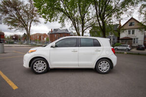 2012 Scion xD - 1 owner, hwy kms -runs A1, body rough, no rust