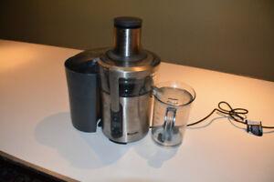 Breville Juice Fountain Multi-Speed Centrifugal Juicer