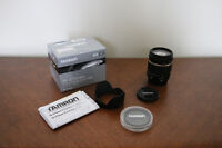 Objectif TAMRON zoom 18-270mm