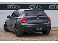 2014 14 BMW 1 SERIES 2.0 118D M SPORT 5D 141 BHP DIESEL