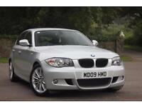 2010 BMW 1 SERIES 116D M SPORT HATCHBACK DIESEL