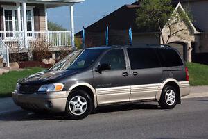 1998 Pontiac Trans Sport - modèle long