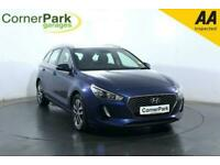 2017 Hyundai i30 1.6 CRDI SE NAV 5d 109 BHP Estate Diesel Manual