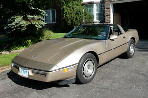 1986 Chevrolet Corvette Coupe (Ottawa)