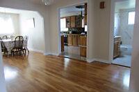 Grand logement à louer à Chomedey - Large apartment in Duplex