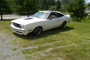 for sale 78  mustang 11 cobra 5500.00  for sat and sunday only