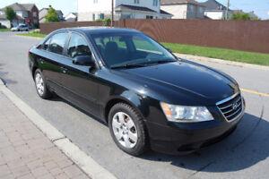 2009 Hyundai Sonata Sedan 2.4L VERY CLEAN 5500$