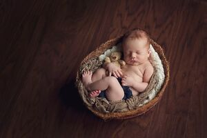 ~ NEWBORN PHOTOGRAPHY ~ London Ontario image 7