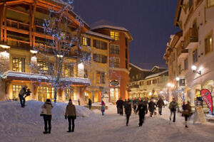 CHRISTMAS at SUN PEAKS !!! Dec 22 to 26