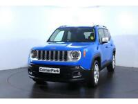 2015 JEEP RENEGADE LIMITED ESTATE PETROL