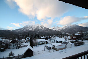 Views to die for - 1 Bedroom Condo in Fernie BC