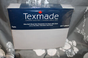 *** BRAND NEW *** TWIN SIZE BED SHEETS SET