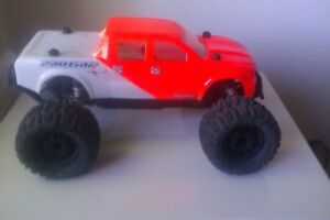 camion teleguide pro line pro mt 2wd 1/10 brushless
