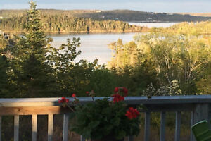 A Must See, Rural Living with Ocean Views and Close to Halifax