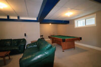 Get your basement development done by a professional!