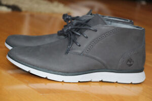 New Timberland Men's Gray Franklin Park Chukka Boots 11(45)