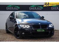 2012 62 BMW 3 SERIES 2.0 320I M SPORT 2D AUTO 168 BHP
