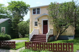 Character Duplex in Residential West End Halifax