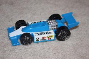 Vintage plastic Tonka car