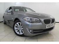 2010 60 BMW 5 SERIES 3.0 535D SE 4DR AUTOMATIC 295 BHP DIESEL