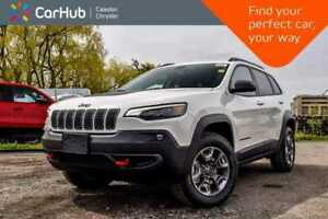 2019 Jeep Cherokee New Car Trailhawk|4x4|Backup Cam|Bluetooth|Ap