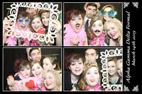 Wedding Photo Booth Rental 2 Hours $400