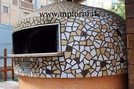 WOOD OVEN MOBILE