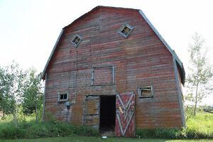 Rustic Barn Wood