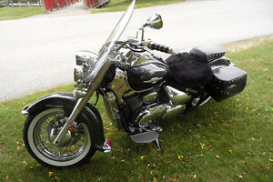Motorcycle excellent condition