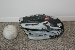 Rawlings PM125c Leather Glove