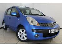 2007 56 NISSAN NOTE 1.4 SE 5DR 87 BHP